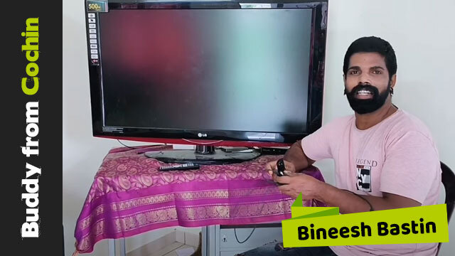 സാധാരണ ടിവി എൽസിഡി സ്മാർട്ട് ടിവി ആക്കാം       Buddy From Kochin