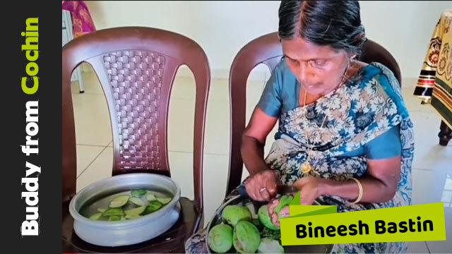അമ്മച്ചീടെ കിടു പച്ചമാങ്ങാ അച്ചാർ     Buddy From Kochin