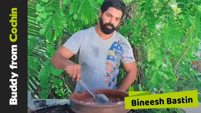 മൺചട്ടിയിൽ നല്ല നാടൻ രീതിയിൽ മാന്തൾ കുരുമുളകിട്ടു കറിവെക്കാം   Buddy From Kochin