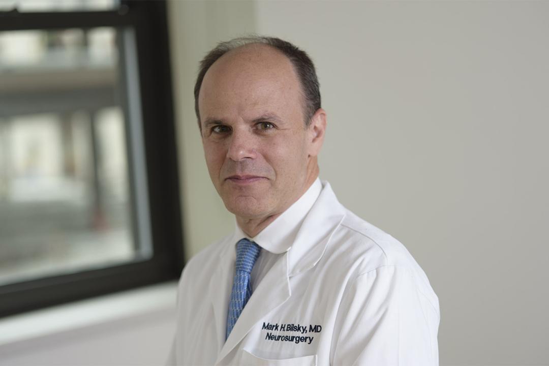 Mark H  Bilsky | Memorial Sloan Kettering Cancer Center