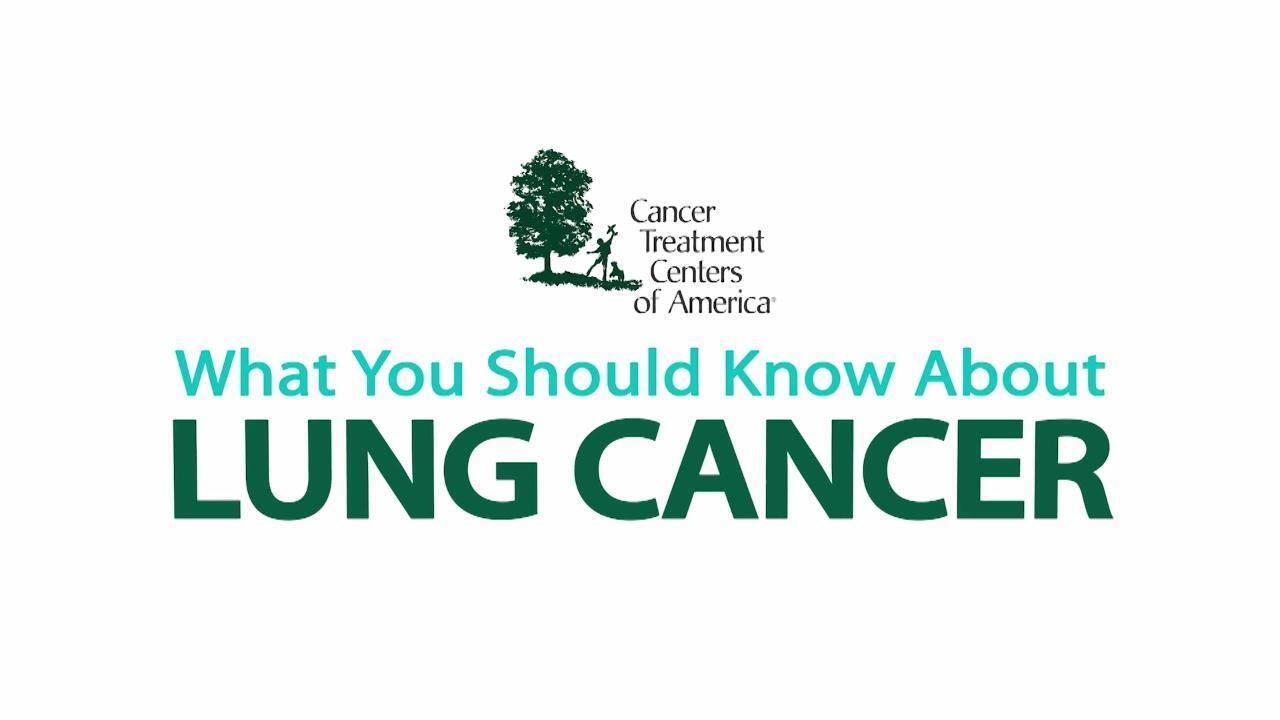 Lung Cancer Causes Symptoms Treatments Ctca