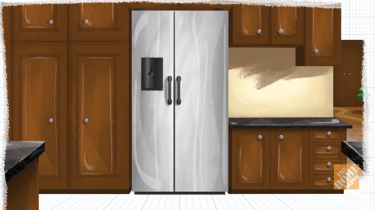 How To Measure For A New Refrigerator