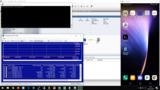 5G SmartStudio NR Demo Video Part II – End to End IP data throughput