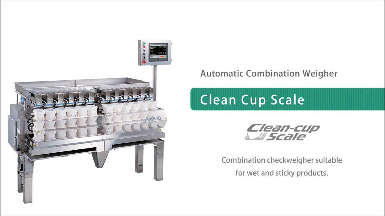 Clean Cup Scale Introduction
