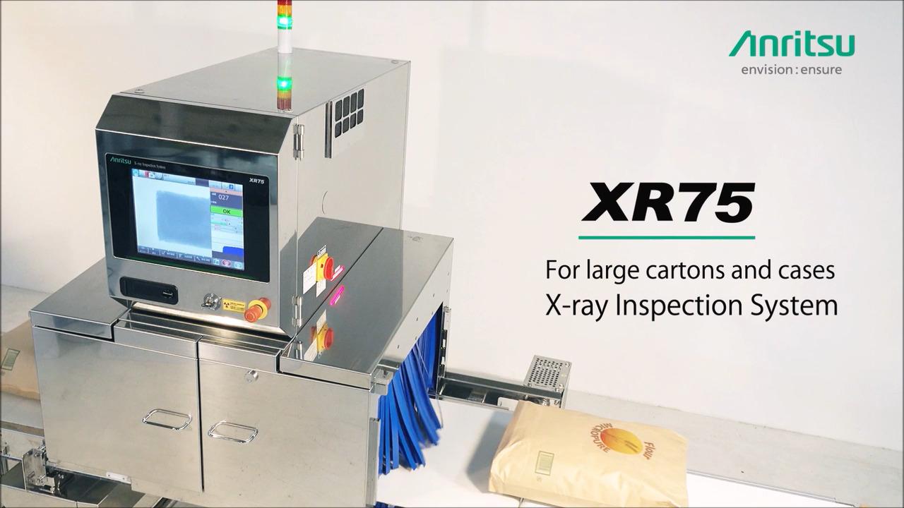 XR75 Large Introduction