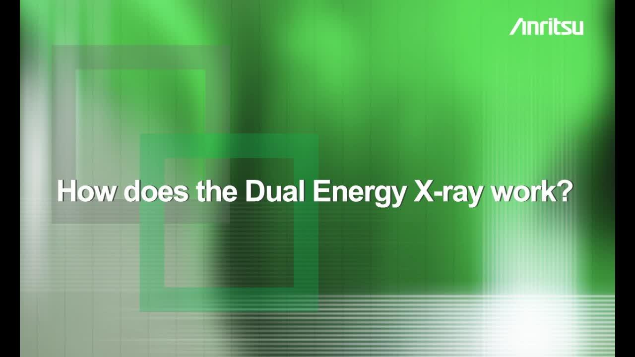 Introduction of Dual Energy X-ray Inspection System
