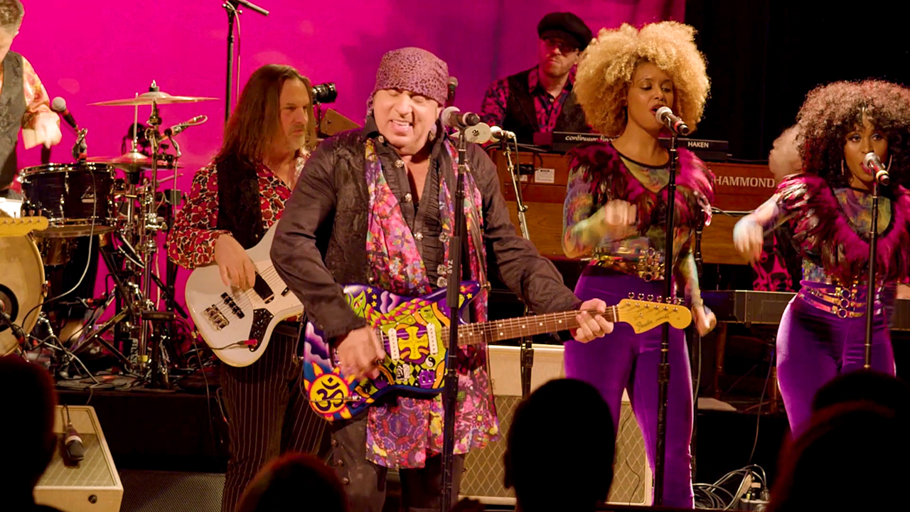 With 'Solidarity Tour,' Steven Van Zandt Gives Teachers PD and a Rock Concert