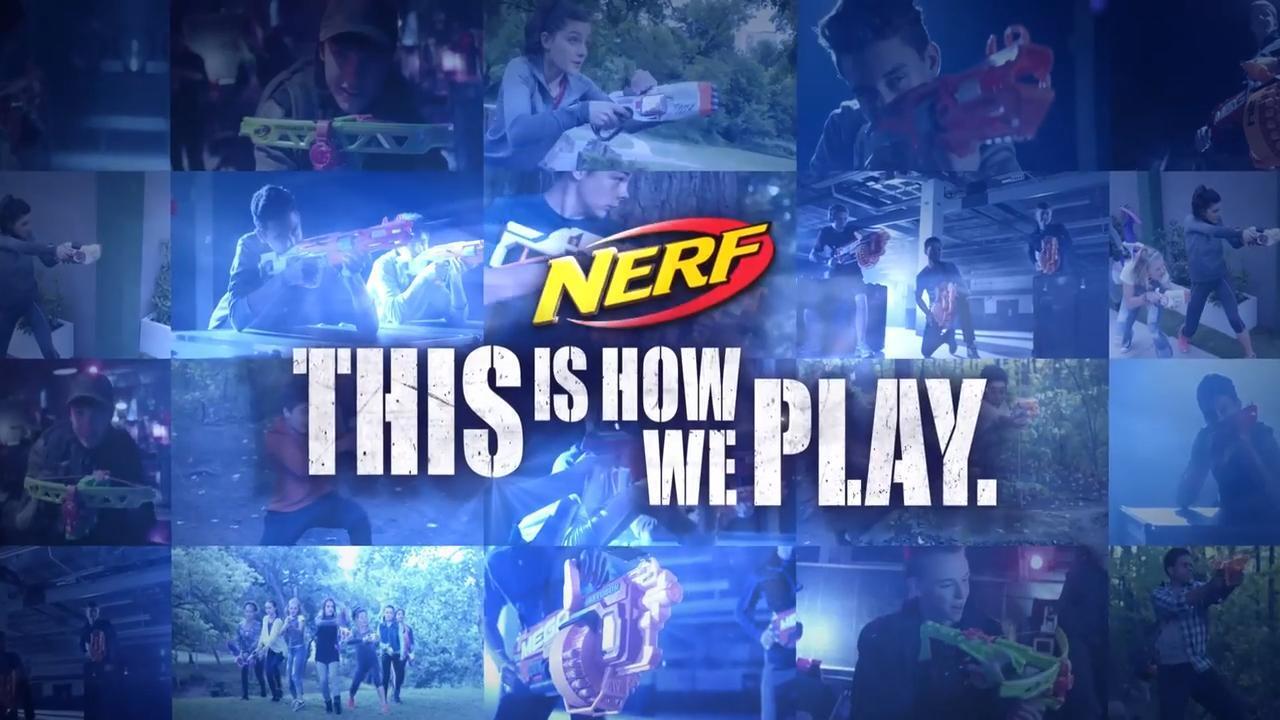 Nerf N-Strike Elite Accustrike: Raptorstrike Blaster TV Commercial