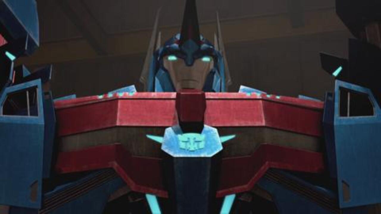Transformers Beast Hunters: Falling Down!