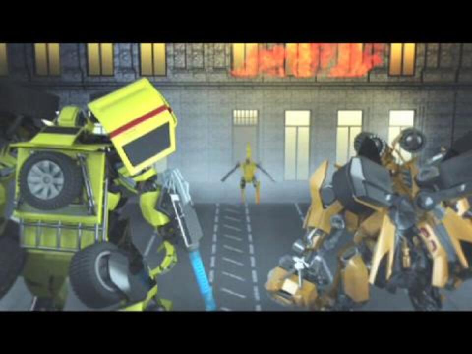 TRANSFORMERS Cyber Missions 09