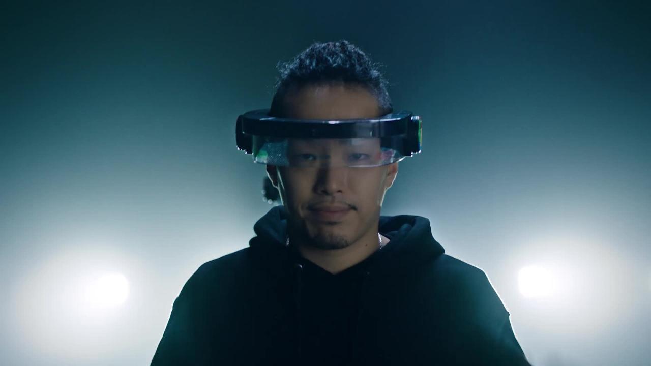 Simon Optix Commercial