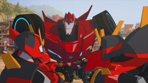 Transformers Robots in Disguise: The Power of Dibs