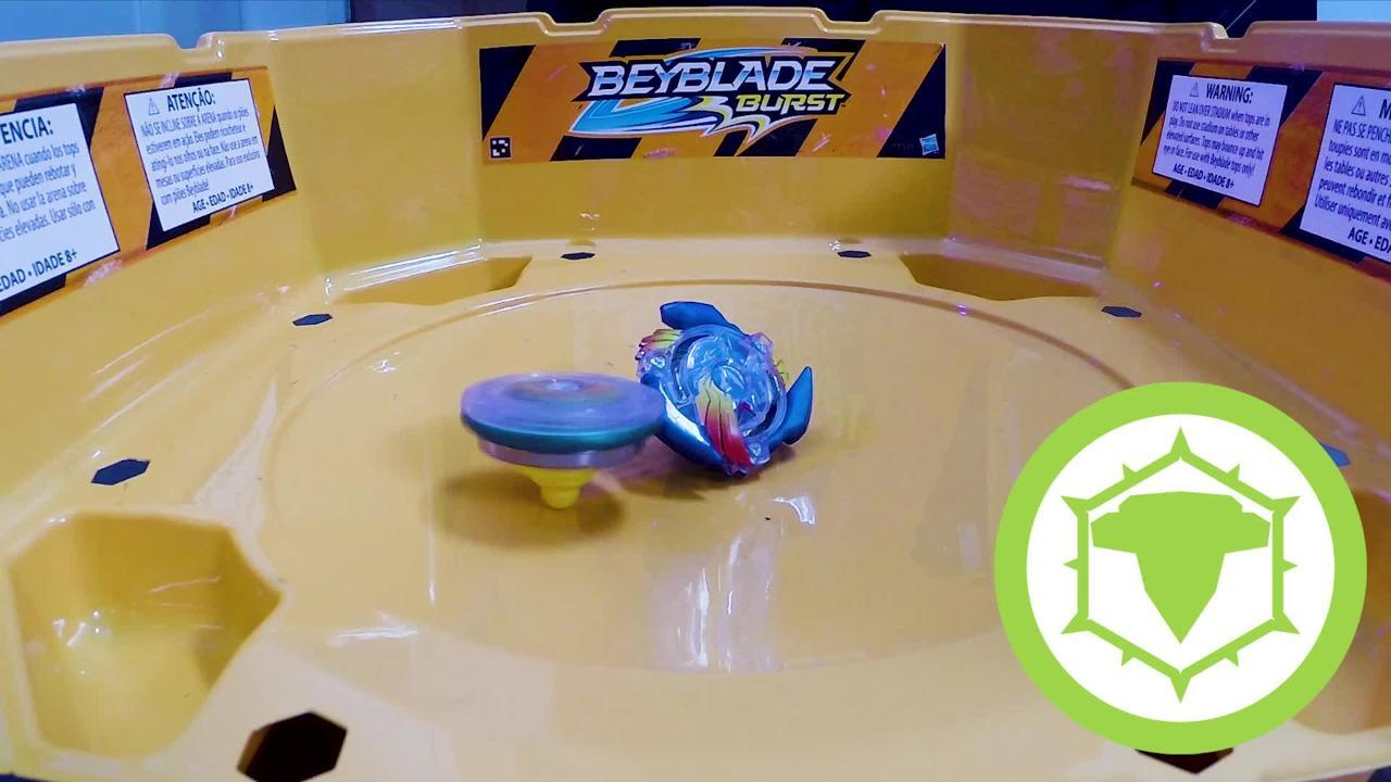 Beyblade Master Series Episode 2: Battle Strategies