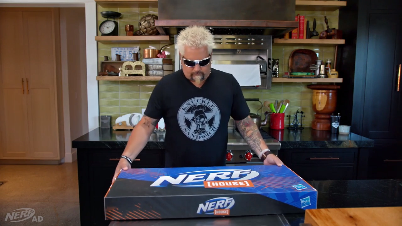 ONCE UPON A TIME IN FLAVORTOWN - GUY FIERI