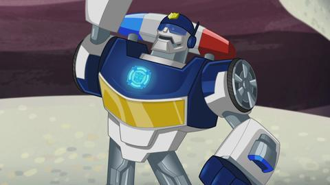 TRANSFORMERS RESCUE BOTS Season 4 Launch Short