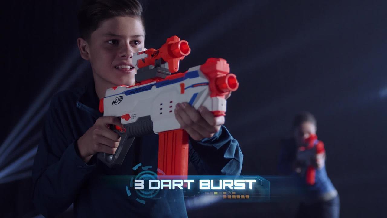 Nerf Modulus: Regulator Blaster TV Commercial