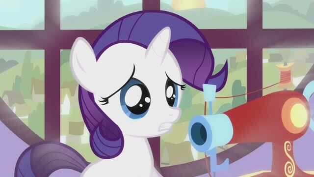 My Little Pony I Cutie Mark Moments I Rarity