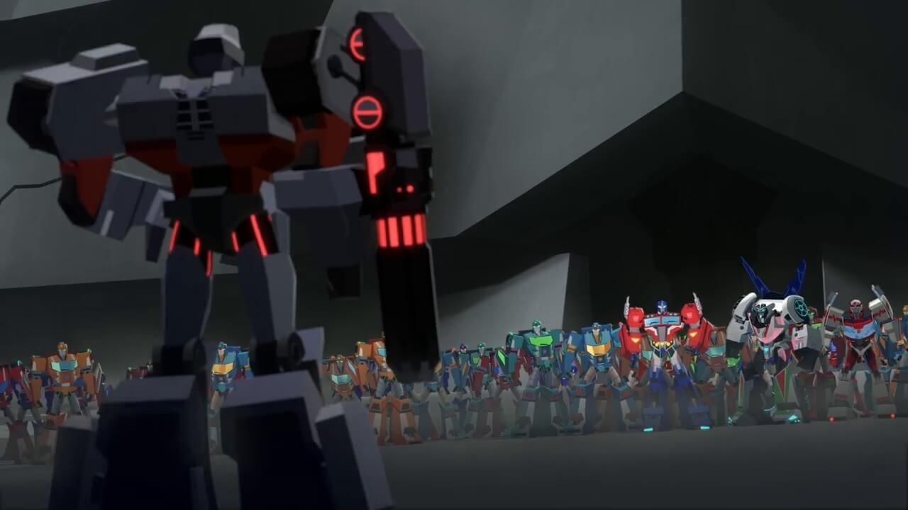 Transformers Cyberverse S3 w/Cartoon Network Official trailer