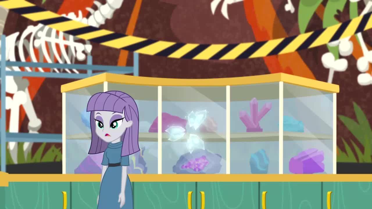 MLP: Equestria Girls Season 1 - 'School of Rock'