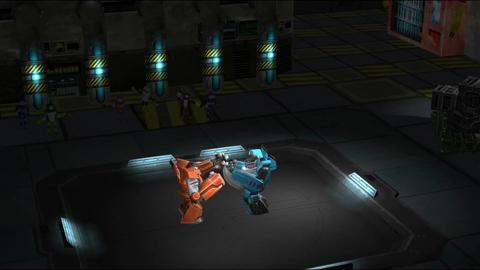 Transformers Battle Masters: Fight Night