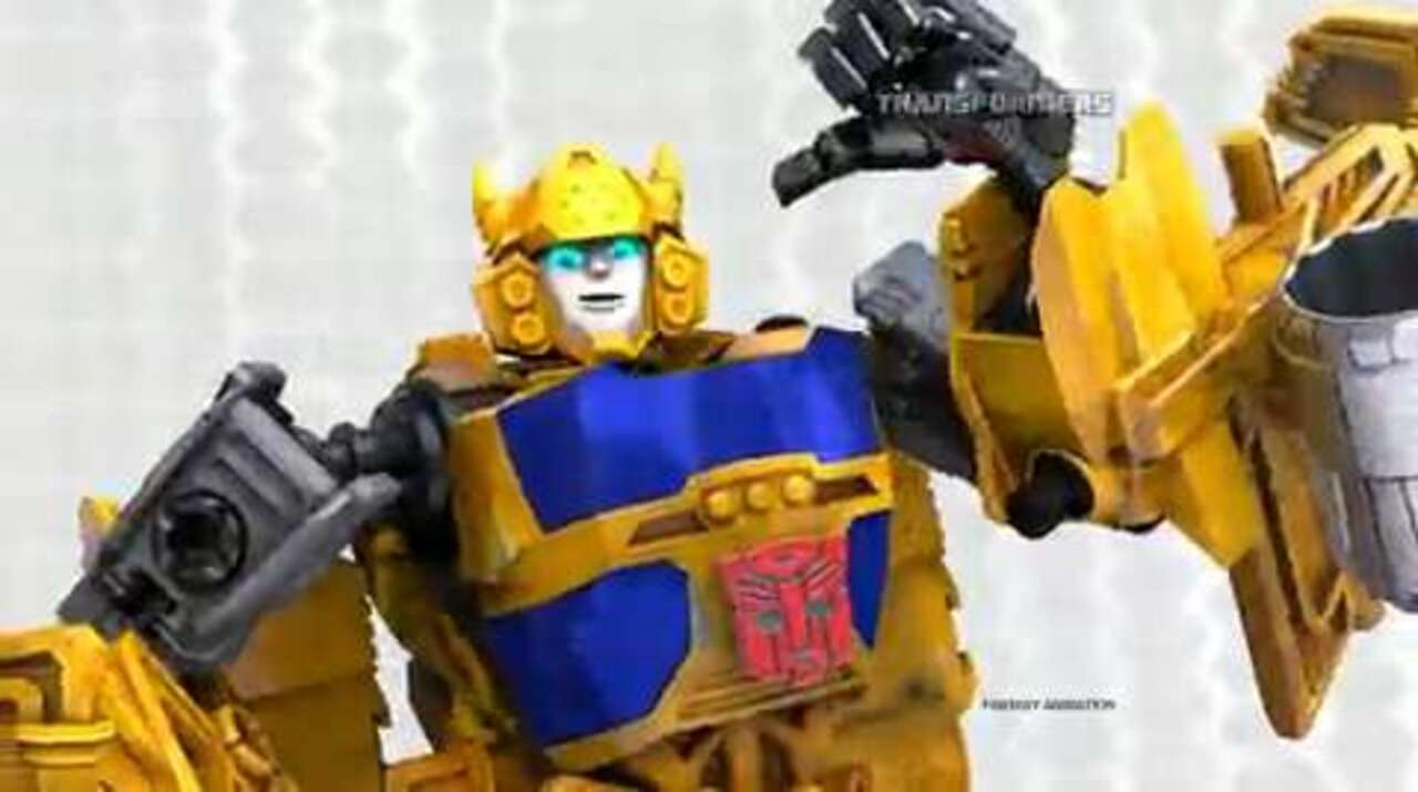 Transformers Construct-Bots TV Commercial