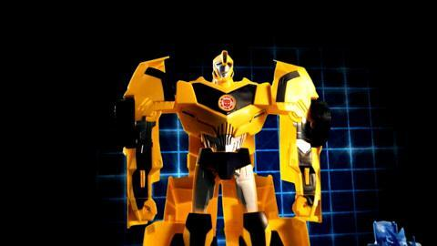 Transformers Robots in Disguise Super Bumblebee TV Commercial Ad
