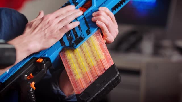 NERF RIVAL KHAOS - BEHIND THE BLASTER