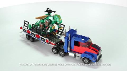 Optimus Prime Dino Hauler