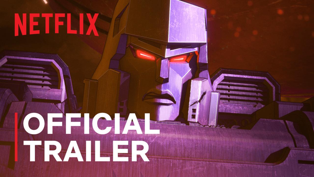 Watch Transformers:<br>War for Cybertron: Kingdom