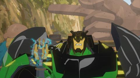 Transformers Robots In Disguise: Perfect