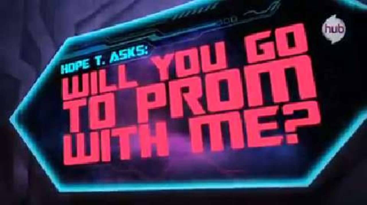 Transformers Prime: Ask Megatron – Will You Go To Prom With Me?