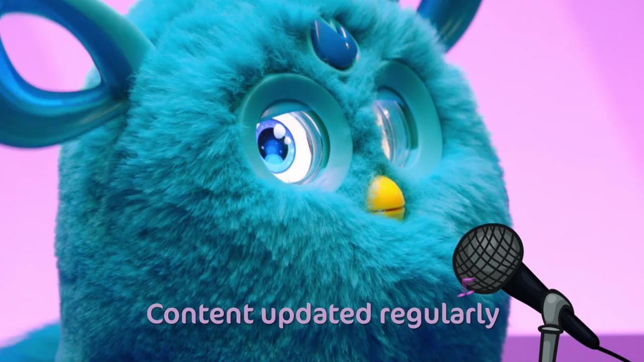 Furby Official Website | Furby Boom | Hasbro