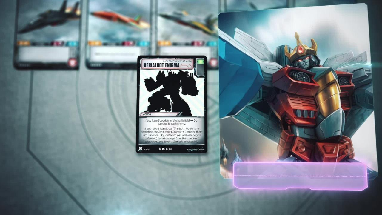 How to Play: Combiners