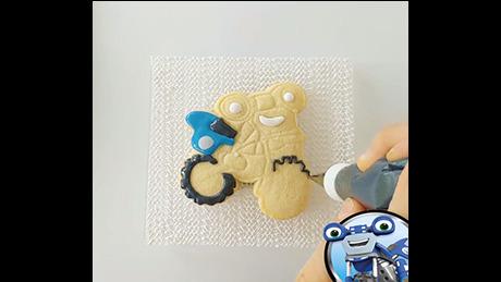 Ricky Zoom: Loop Cookies