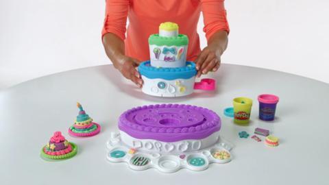 Cake Mountain Demo