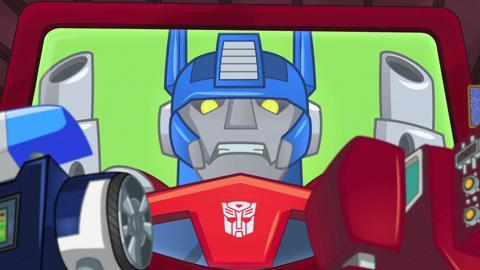 Transformers Rescue Bots - Meet Cody Burns