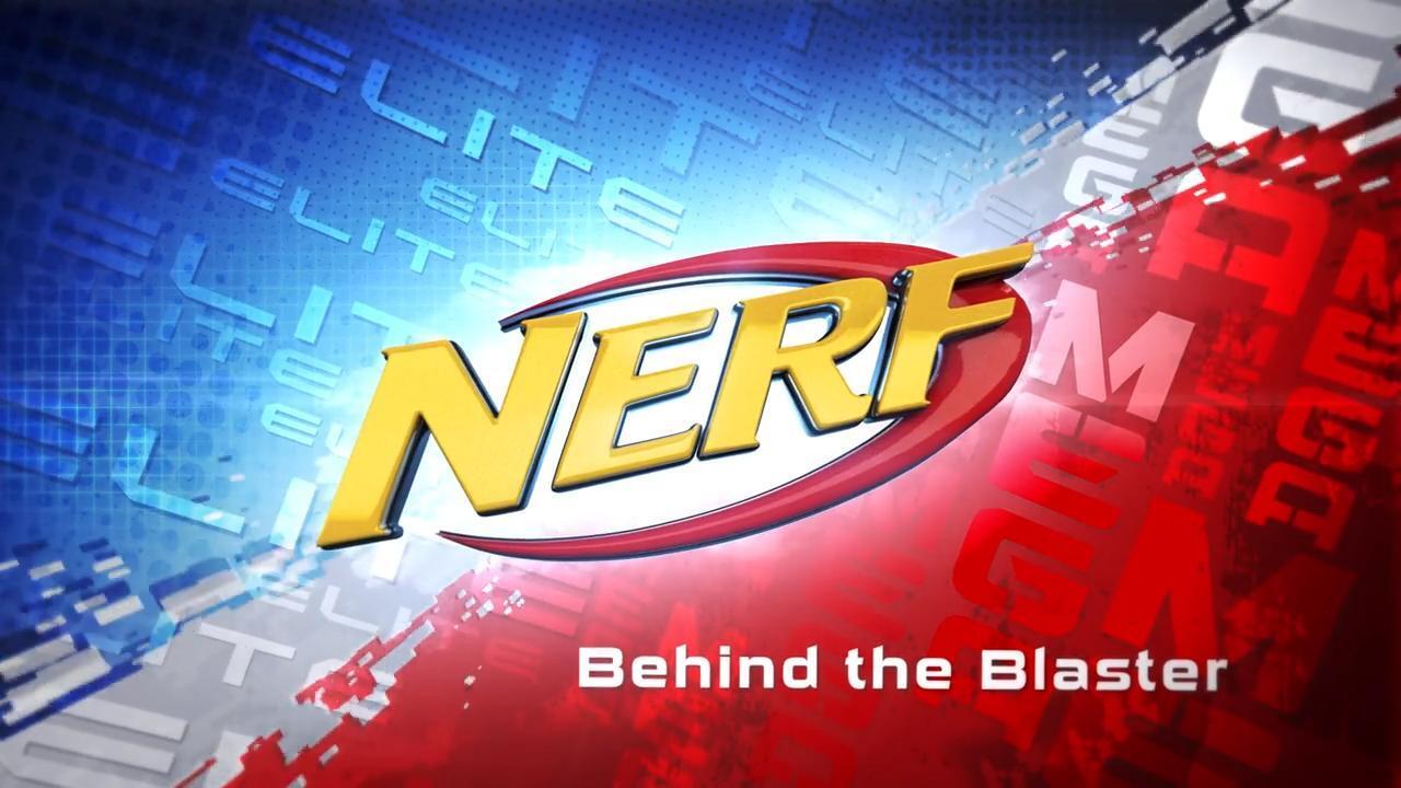 Behind The Blaster: Nerf Dual-Strike Blaster