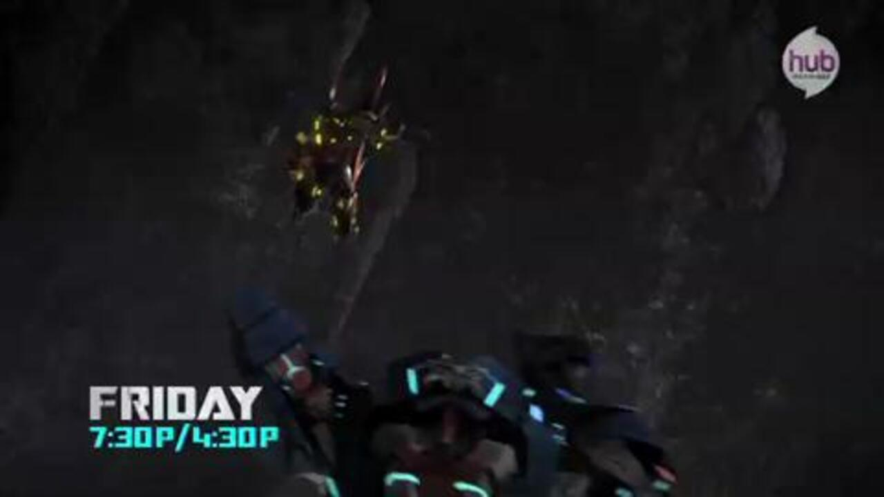 Transformers Prime: Beast Hunters -