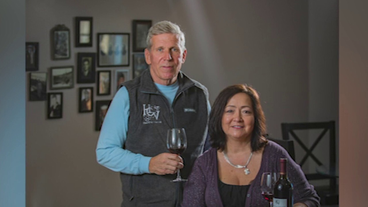 Military family starts winery and hires veterans