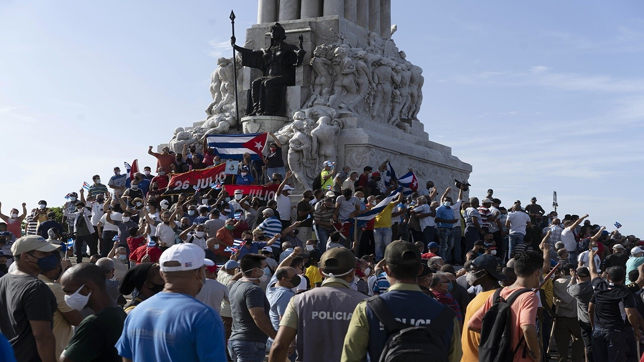 Free Cuba, a prison for its people