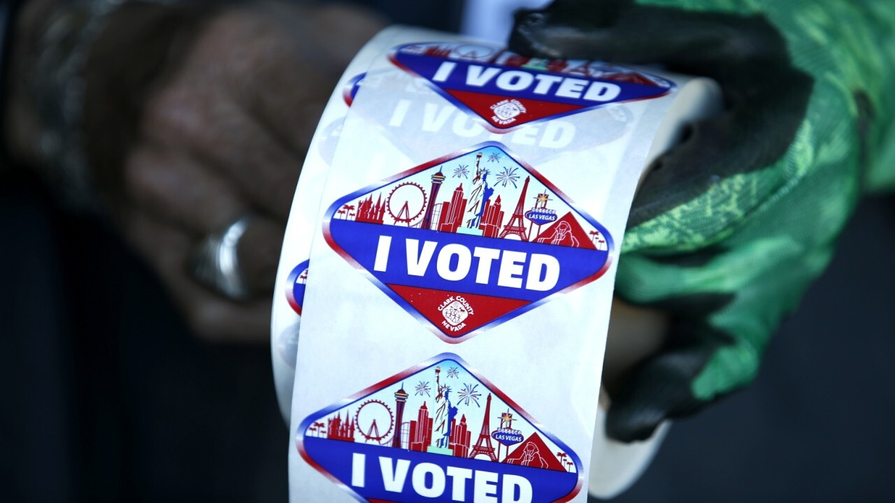 EXCLUSIVE: Nevada poll worker claims to have witnessed voter fraud