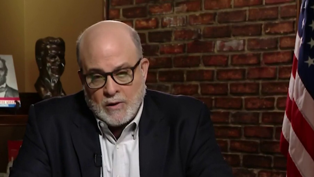 Mark Levin: Biden is pursuing a 'diabolical course' for our nation, undermining 'virtually every institution in our society'