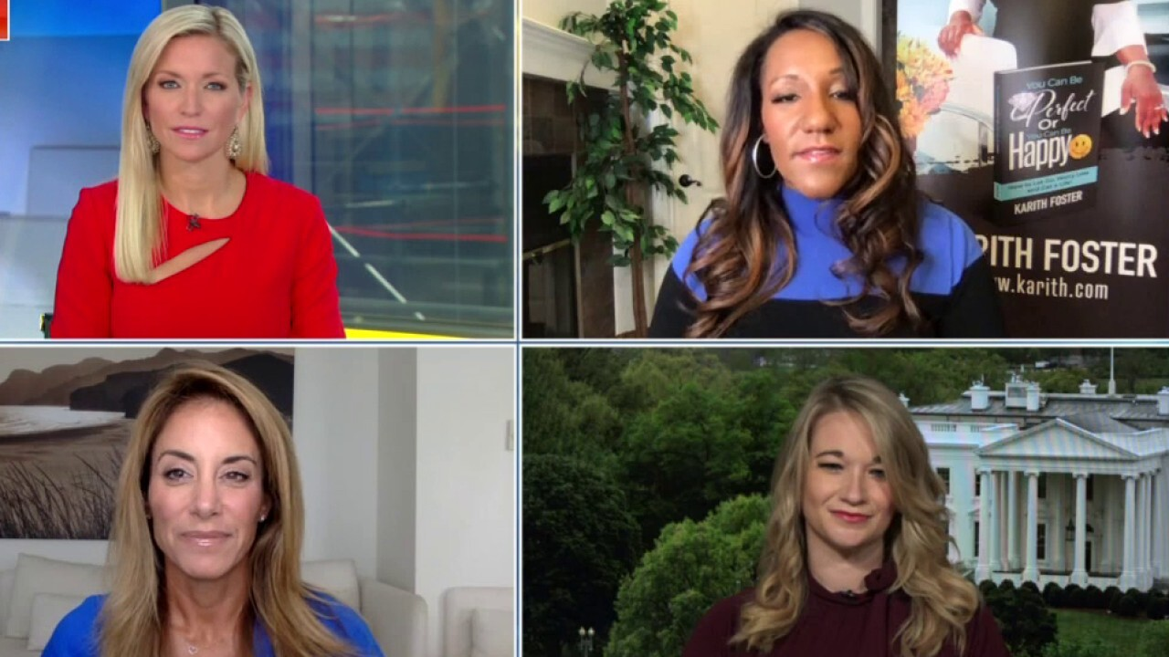 Moms react to Trump's pitch to 'suburban housewives,' Kamala Harris joining Biden ticket