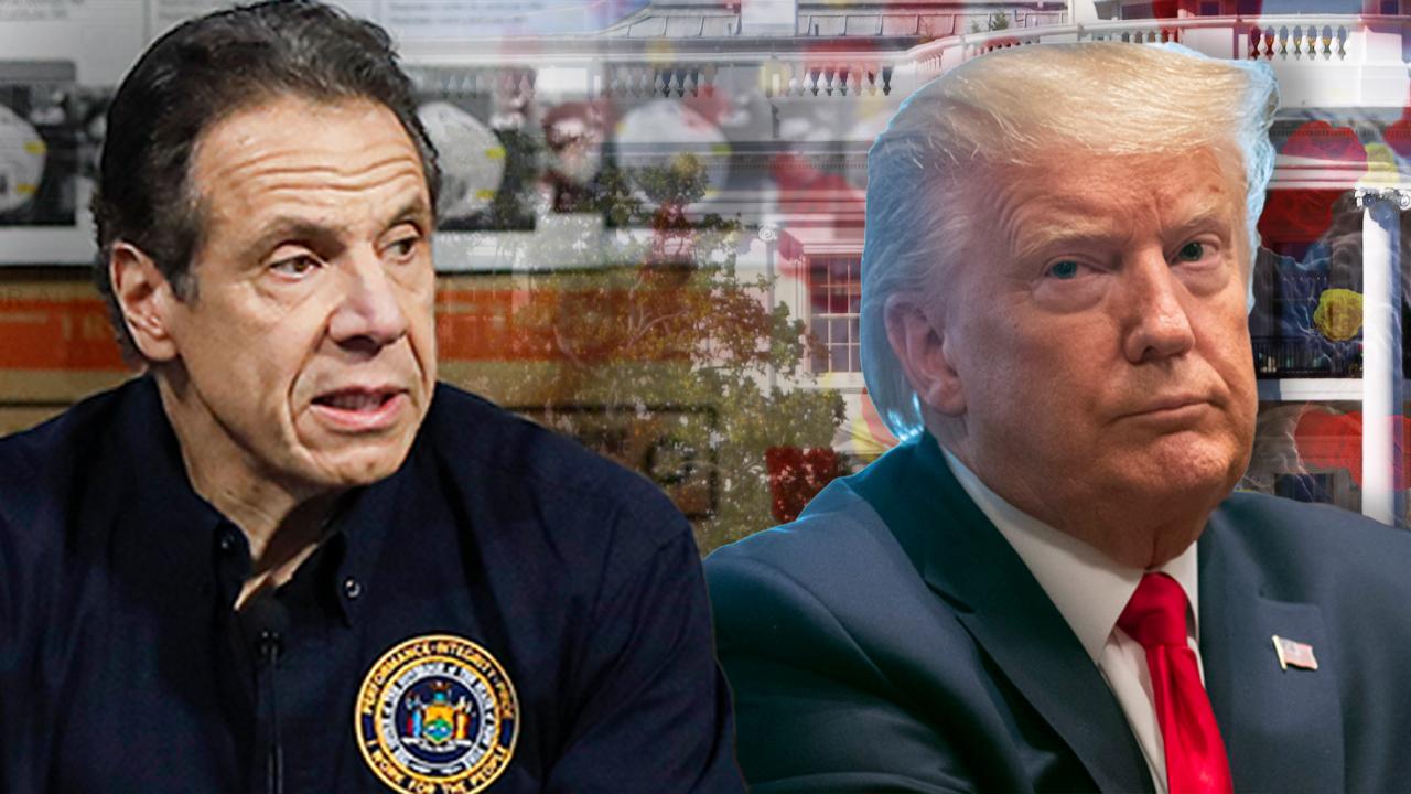 Geraldo Rivera: Gov. Cuomo's comments about Trump 'profoundly disrespectful'