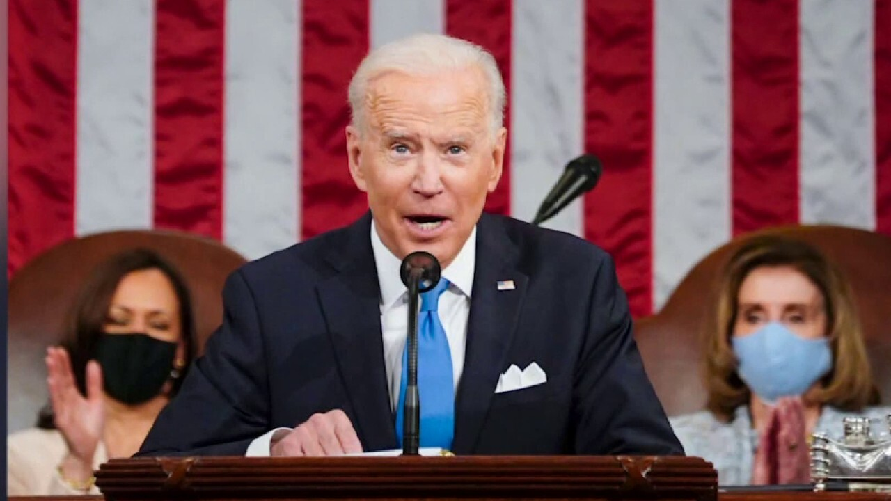 Biden gave 'socialist vision of America' in joint Congressional speech: Pompeo