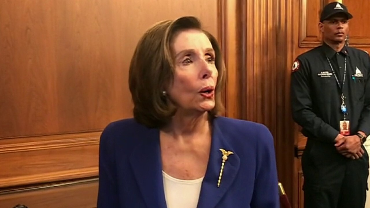 Kevin McCarthy: Nancy Pelosi owns new unemployment numbers