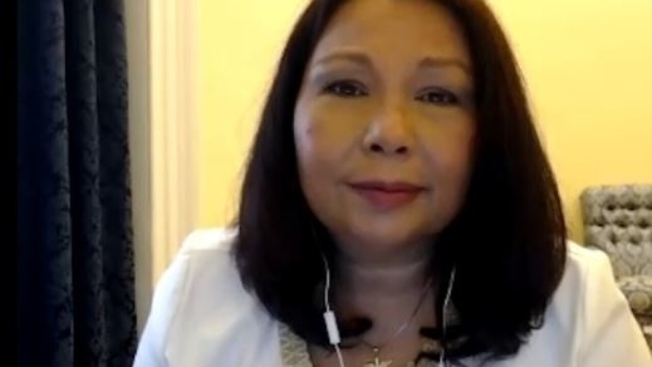 Sen. Duckworth pushes for electoral vote count to continue soon