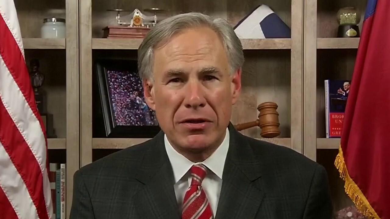 Greg Abbott: Texas will increase arrests, build wall at border