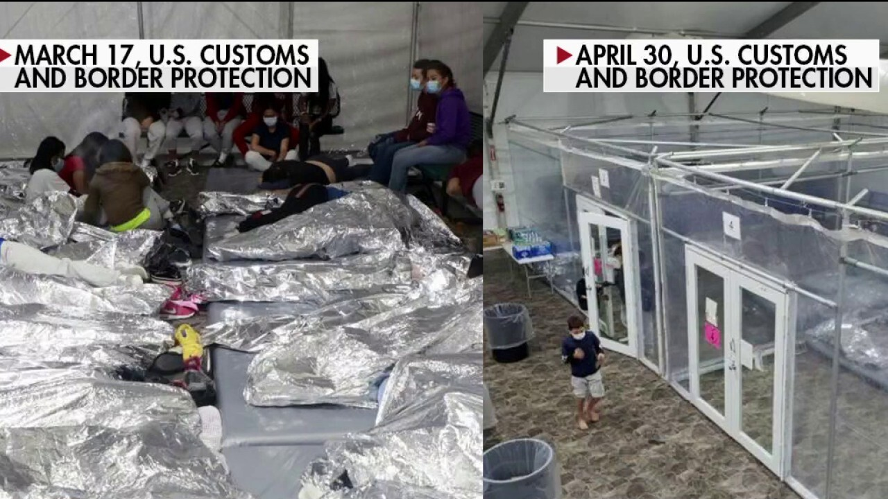DHS to host tour of once overcrowded migrant processing facility