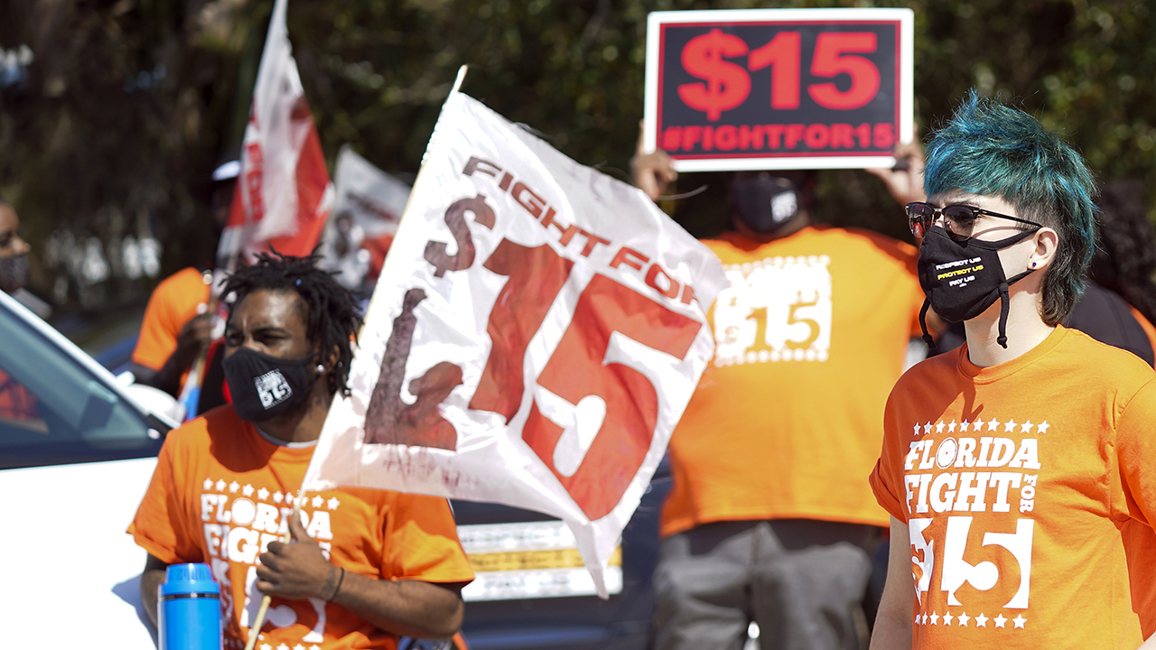 Opinion: If Biden's $15 minimum wage happens, for 1.4 million Americans the real wage will be $0